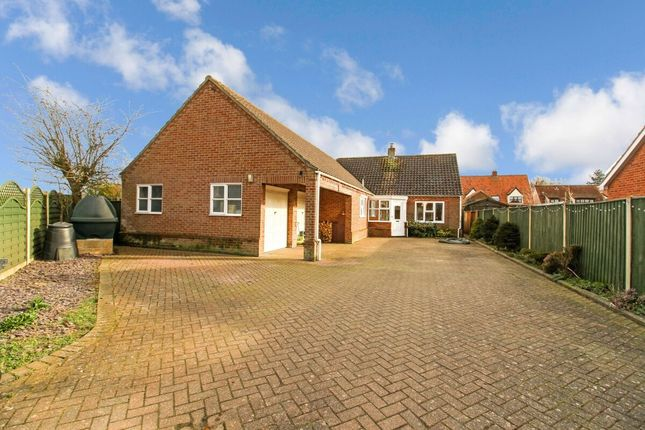3 bed bungalow for sale in Chapel Road, Mutford, Beccles NR34