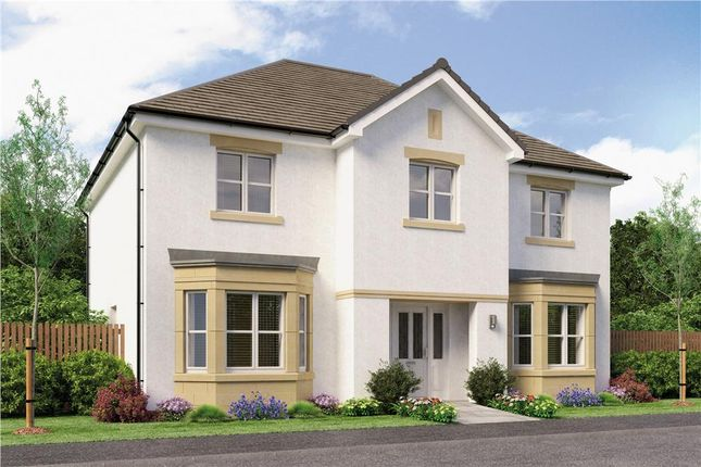 "Thumbnail Detached house for sale in ""Chichester"" at Auchinleck Road, Robroyston, Glasgow"