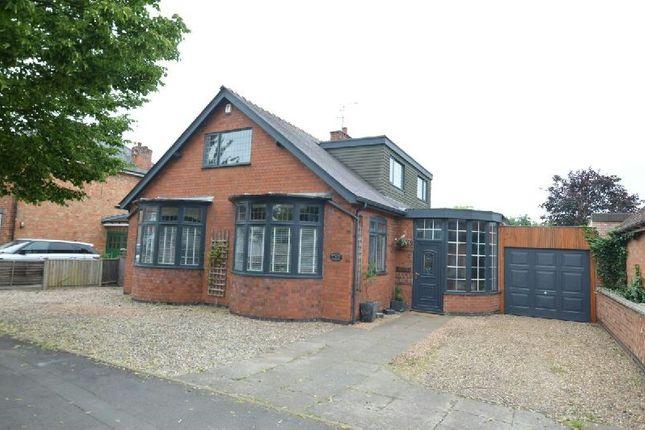 Thumbnail Detached house for sale in Glenville Avenue, Glen Parva, Leicester