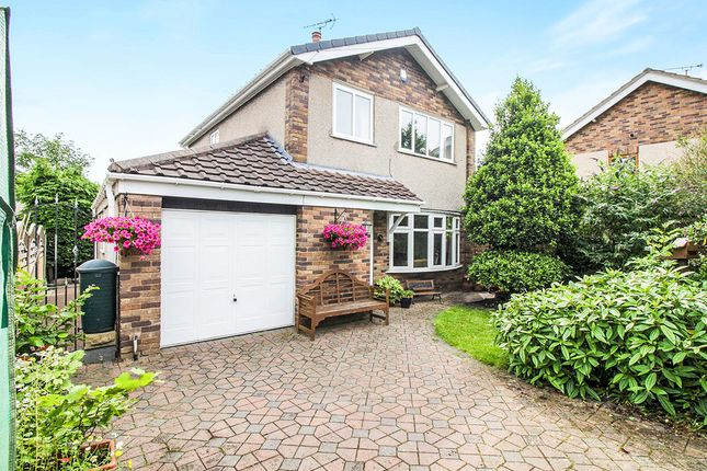 Thumbnail Detached house for sale in Church Road, Buckley