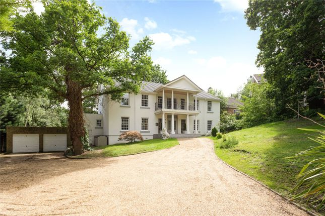 Thumbnail Detached house for sale in Dower Park, St Leonards Hill, Windsor, Berkshire
