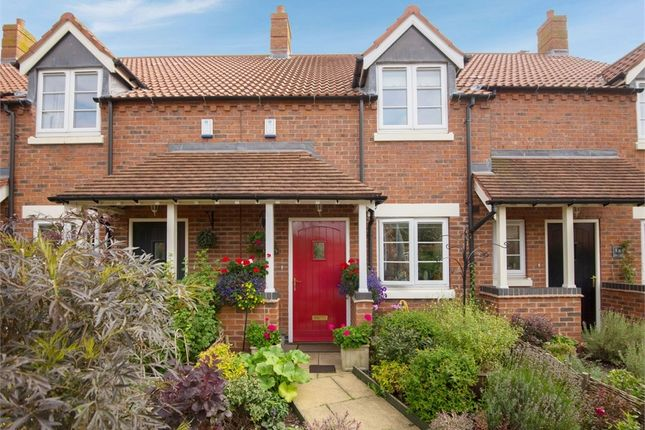 Thumbnail 2 bed terraced house for sale in East End, Long Clawson, Melton Mowbray, Leicestershire
