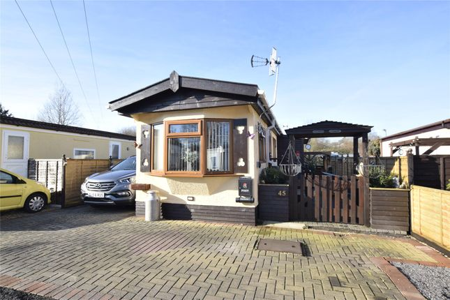 Thumbnail Bungalow for sale in Kingsway Park, Tower Lane, Warmley, Bristol