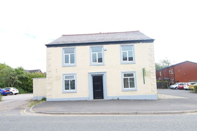 Thumbnail Detached house for sale in Leigh Road, Hindley Green