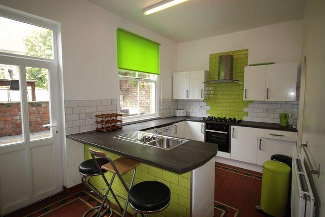 Thumbnail Terraced house to rent in Seven Bedroom Property, Portland Road, Arboretum, Nottingham