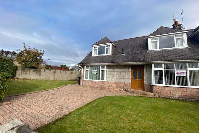 Thumbnail 3 bed semi-detached house to rent in Gordon Terrace, Aberdeen