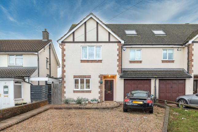 Thumbnail Semi-detached house to rent in The Glade, Shirley, Surrey
