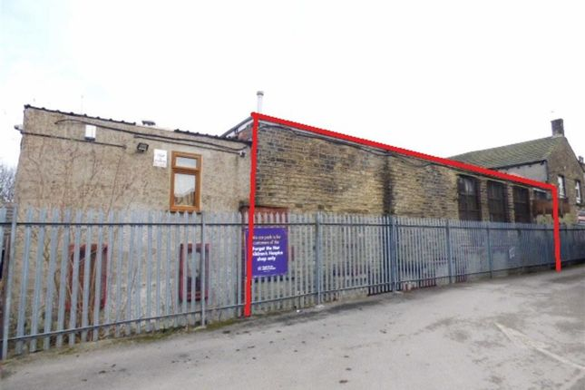 Thumbnail Warehouse for sale in Moorbottom Road, Huddersfield