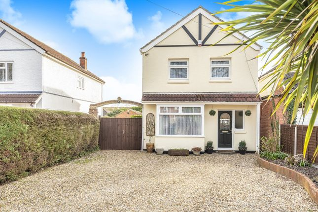 Thumbnail Detached house for sale in Segensworth Road, Titchfield, Fareham