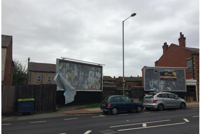 Thumbnail Land for sale in Market Street, Farnworth