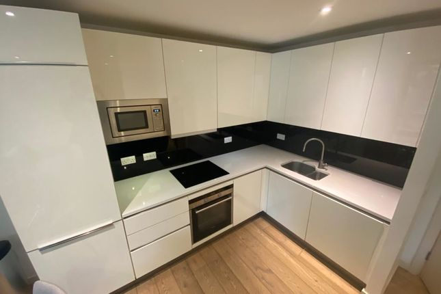 Thumbnail Flat to rent in Trematon Building, Trematon Walk, Kings Cross