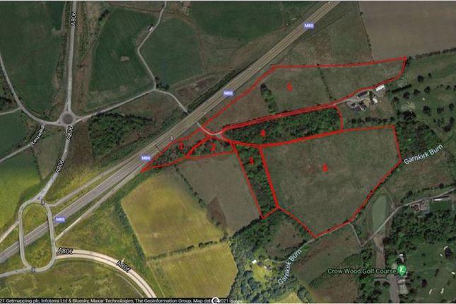 Thumbnail Land for sale in Strategic Land, Drumsack Farm, Chryston, Glasgow