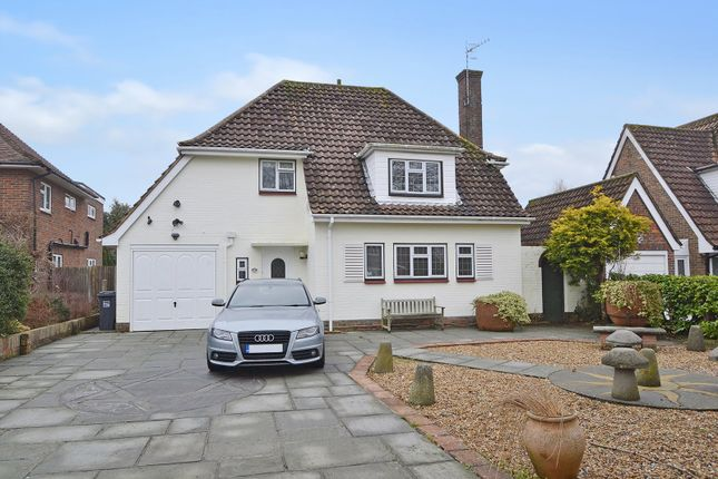 Thumbnail Detached house to rent in Aldsworth Avenue, Goring