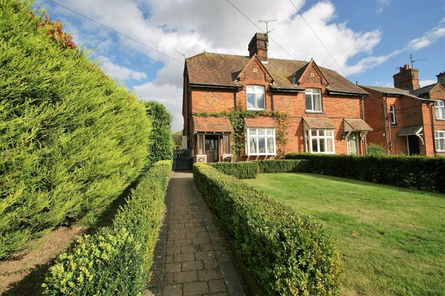 Thumbnail Semi-detached house for sale in Furneux Pelham, Buntingford