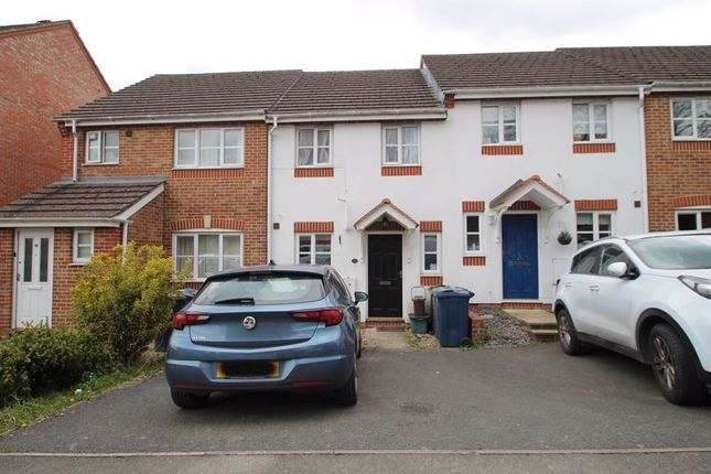 Thumbnail Terraced house to rent in Vanguard Close, High Wycombe