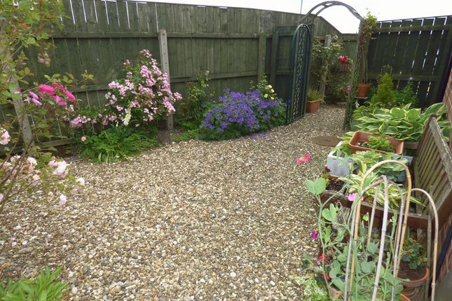 Garden of Middleton Road, Bainton, Driffield YO25
