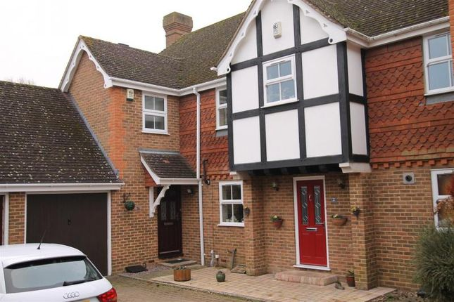 Thumbnail Terraced house for sale in Burfield Road, Old Windsor, Windsor