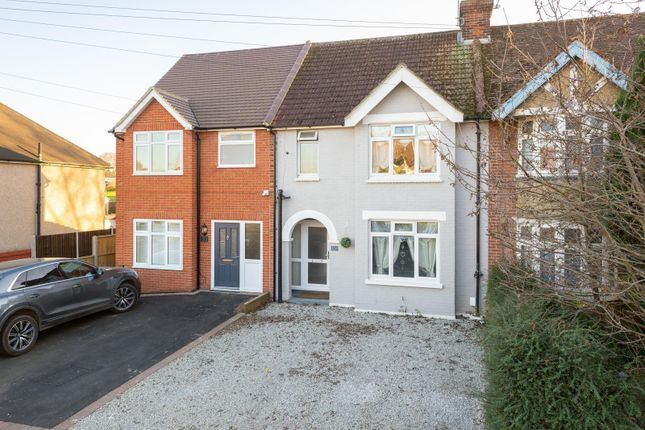 3 bed terraced house for sale in Plains Avenue, Maidstone ME15
