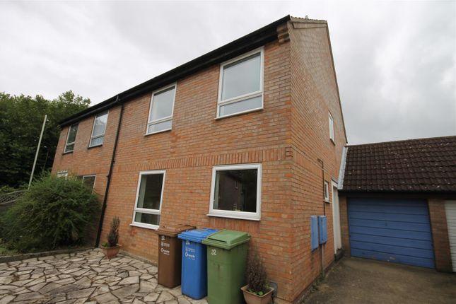Thumbnail Property to rent in Braithwait Close, Norwich