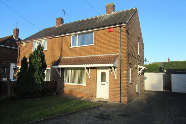 Thumbnail Semi-detached house to rent in Newlands Drive, Forest Town, Nottinghamshire