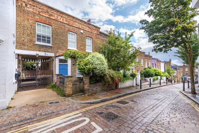 Thumbnail Property for sale in Back Lane, Hampstead