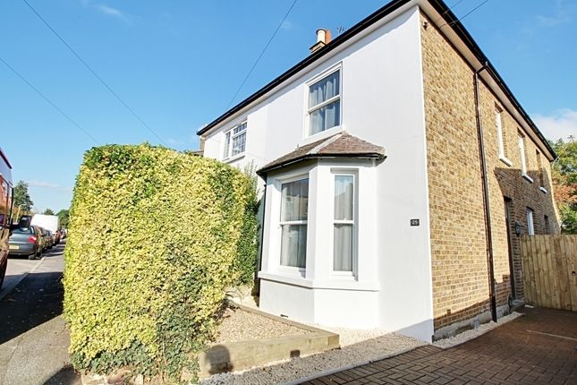 Thumbnail Semi-detached house to rent in New Road, Uxbridge