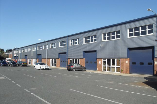 Thumbnail Industrial to let in Barry Way, Newport