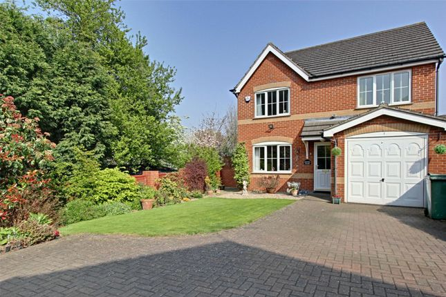 Thumbnail Detached house for sale in Plover Court, Barton-Upon-Humber, Lincolnshire