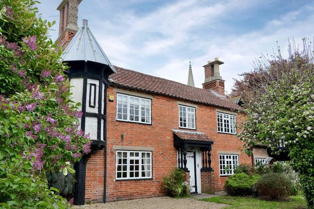 Thumbnail Semi-detached house for sale in Church Street, Harlaxton, Grantham