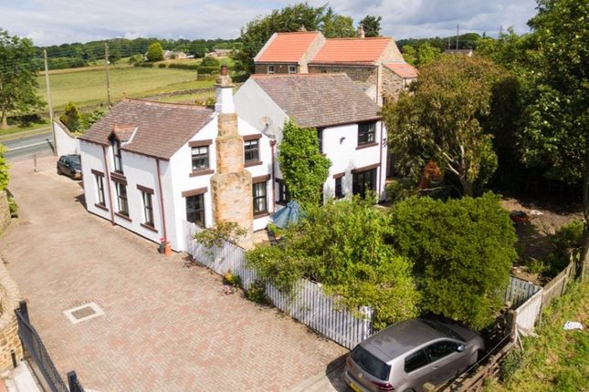 Thumbnail Detached house for sale in Lanchester Road, Lanchester, County Durham