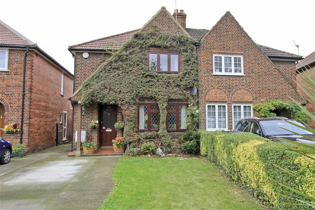 Thumbnail Semi-detached house for sale in Swan Road, West Drayton, Middlesex