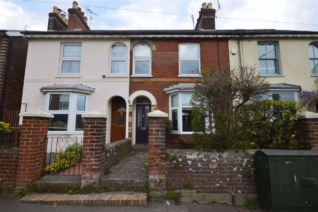 Thumbnail Terraced house to rent in Faversham Road, Ashford, Kent
