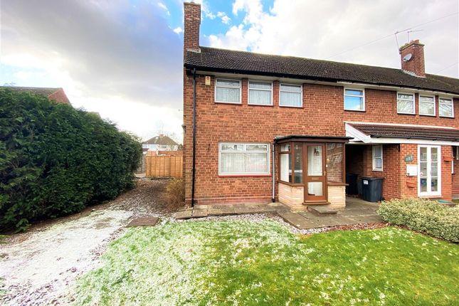 2 bed property for sale in Horrell Road, Sheldon, Birmingham B26