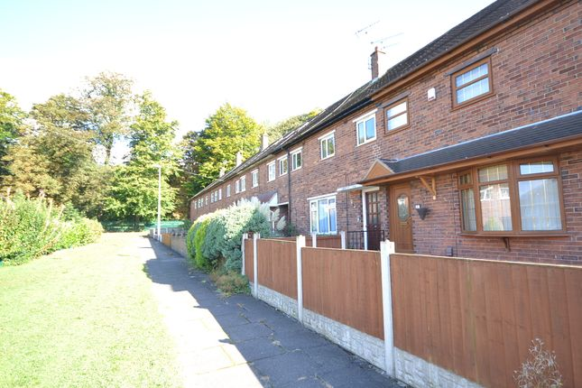 Thumbnail Town house to rent in Tyndall Place, Hartshill, Stoke-On-Trent