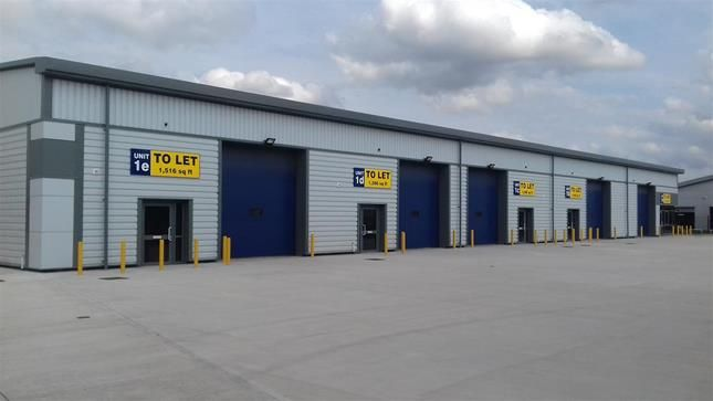 Thumbnail Light industrial to let in Unit 1C Marrtree Business Park, Quest Park, Wheatley Hall Road, Doncaster