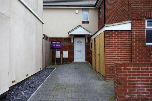 Thumbnail Semi-detached house for sale in Hewitts Road, Shirley, Southampton