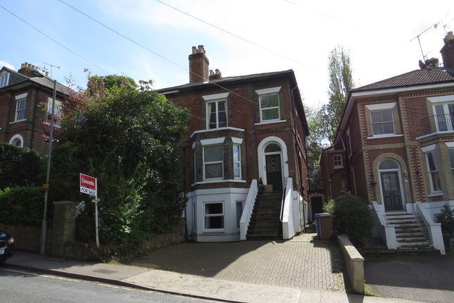 2 bed flat for sale in Willoughby Road, Ipswich