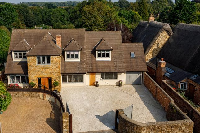 Thumbnail Detached house for sale in High Street, Byfield, Daventry, Northamptonshire