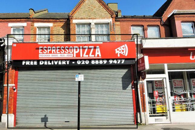 Thumbnail Restaurant/cafe for sale in Myddleton Road, Bowes Park
