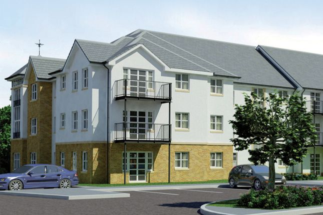 Thumbnail Flat for sale in The High School, Ogilvie Road, Stirling