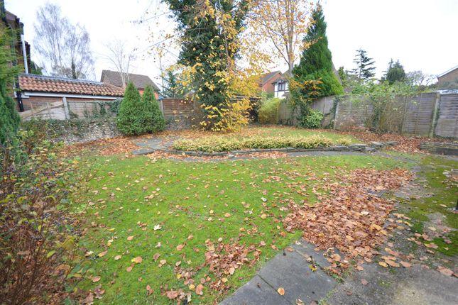 Garden of Downs Road, Epsom KT18
