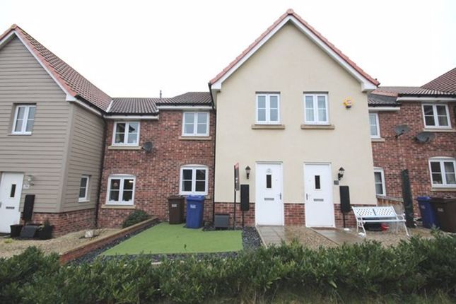 2 bed terraced house to rent in Elston Avenue, Selby YO8