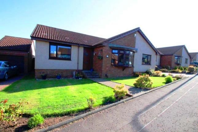 Thumbnail Bungalow for sale in Tanna Drive, Glenrothes, Fife