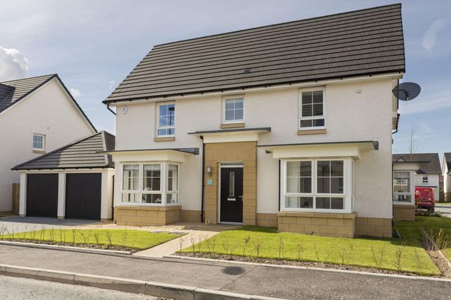 "Thumbnail Detached house for sale in ""Balmore"" at Liberton Gardens, Liberton, Edinburgh"