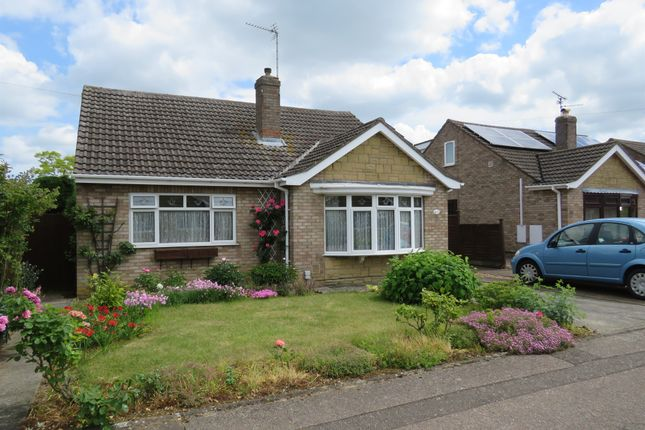 Thumbnail Detached bungalow for sale in Ladybower Way, Peterborough