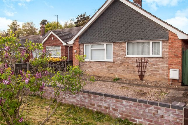 Thumbnail Detached bungalow for sale in Lilian Close, Hellesdon, Norwich