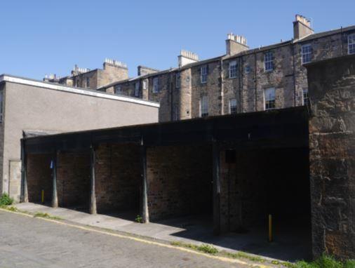 Thumbnail Commercial property to let in Melville Street Lane, Edinburgh