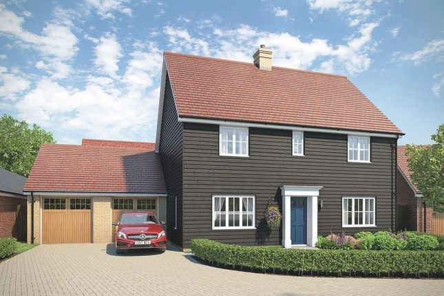 Thumbnail Detached house for sale in The Woodlark, Beaulieu, Regiment Gate, Essex Regiment Way, Chelsmford Essex