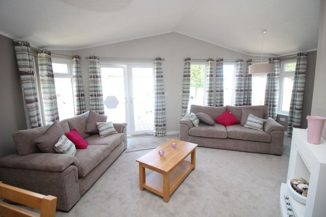 Thumbnail Bungalow for sale in Omar Westfield Vinnetrow Road, Runcton, Chichester