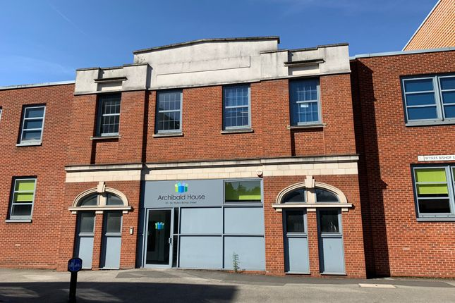 Thumbnail Office for sale in Wykes Bishop Street, Duke Street, Ipswich